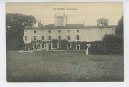 COLLANGES - Le Château - France