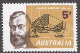 Australia. 1965 50th Death Anniv Of Lawrence Hargrave. 5d MNH. SG 379 - 1952-65 Elizabeth II : Pre-Decimals