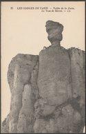 Le Vase De Sèvres, Les Gorges Du Tarn, Lozère, C.1920s - Lévy Et Neurdein CPA LL25 - Gorges Du Tarn