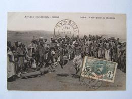SOUDAN: Tam-Tam De Habbès                    CPA - Sudan