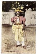 CEYLON - SRI LANKA -  Kandyan Chief, Ceylon - Sri Lanka (Ceylon)