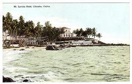 CEYLON - SRI LANKA -  Mt. Lavinia Hotel, Colombo, Ceylon - Sri Lanka (Ceylon)