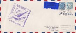 FIRST FLIGHT.SHANNON BOTWOOD NEW YORK 1939. IRELAND- BLEUP - Airmail