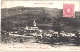 ES LLIVIA - Seria De Cerdana 1906 - 31 - Vista General - Belle - Autres Communes