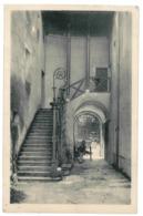 01 Dortan. Le Chateau, Cour Intérieure, Carte Inédite (3816) - France