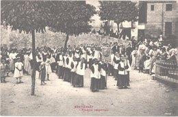 ES MONTSERRAT - Rosario Vespertino - Procession - Animée - Belle - Cristianesimo