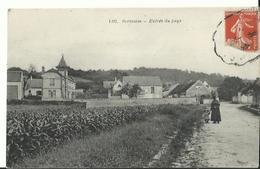 Sermaise - Entrée Du Pays - France