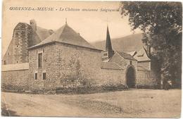 Godinne-sur-Meuse NA7: Le Château Ancienne Seigneurie - Hastière