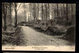 La Guerre En Lorraine - Le  Village Nègre - - Francia