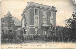 Mortsel NA4: Zicht Op De Villas. Benedictusstraat 1907 - Mortsel