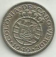1 Escudo 1949 Cabo Verde - Cape Verde