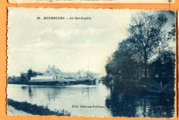 Oct192, Bourbourg, Ile Ste-Sophie, 12, Circulée 1922 - Francia