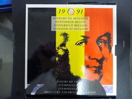 BELGIUM FDC SET JAAR 1991 MOZART - 1951-1993: Baudouin I
