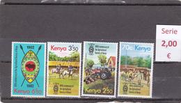 Kenya  -  Serie Completa  Nueva **  6/6540 - Kenia (1963-...)