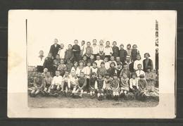 BULGARIA    -  CHILDREN -  VINTAGE POST CARD ORIGINAL PHOTO - D 2273 - Photos