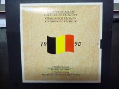 BELGIE FDC SET 1990 - 1951-1993: Baudouin I