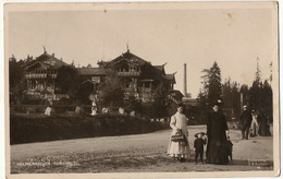Holmenkollen Turisthotel  Edit Erichsen  . P. Used Kristiana 1913 - Norvège
