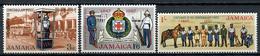 1967 - JAMAICA - Mi. Nr. 265/267 - NH - (CW4755.12) - Jamaica (1962-...)