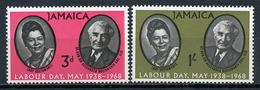 1968 - JAMAICA - Mi. Nr. 261/272 - NH - (CW4755.12) - Jamaica (1962-...)