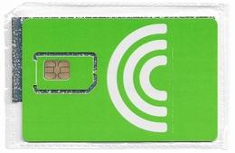 Romania - Cosmote - Green GSM SIM2 Mini #1, NSB - Roumanie