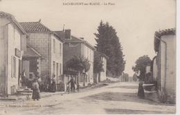 HAUTE MARNE - RACHECOURT Sur BLAISE - La Place - Autres Communes
