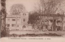 LES CAMOINS - Les Caillols, La Valentine