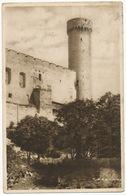 Tallinn Pikk Heremann Foto Parikas Written In Esperanto To Sancoins France 3 Different Stamps - Estonie