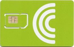 Romania - Cosmote - Green GSM SIM2 Mini #6, Mint - Roumanie