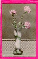 Cpa Carte Postale Ancienne  - Fantaisie  Fleurs - Fleurs