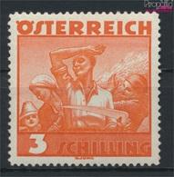 Österreich 586 Postfrisch 1934 Volkstrachten (9210526 - Ungebraucht