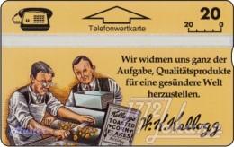 TWK Österreich Privat: 'Kellog's' (502L) Gebr. - Austria