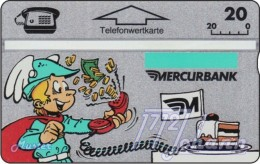 TWK Österreich Privat: 'Mercurbank - M' Gebr. - Austria