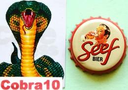 N°263  CAPSULE  Bière - Beer - Bier- Cerveza - Birra - Beer