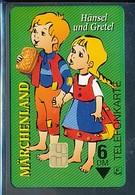 GERMANY  O  341  95 Bahlsen, Märchenland Hänsel Und Gretel  - Auflage - 3000 -siehe Scan - Germany