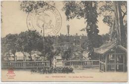 VIET NAM. THUDAUMOT.  LES JARDINS. CACHEE MARINE - Vietnam