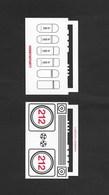 CARTE DE CAROLINA - Perfume Cards