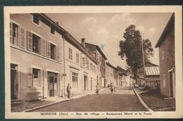 MORBIER - Bas Du Village - Restaurant Morel Et La Poste - Other Municipalities