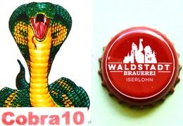 N°281  CAPSULE  Bière - Beer - Bier- Cerveza - Birra - Beer