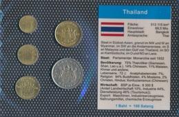 Thailand Stgl./unzirkuliert Kursmünzen Stgl./unzirkuliert 5 Satang Bis1 Baht (9031360 - Thailand