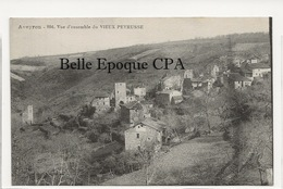 12 - Vue D'ensemble Du VIEUX PEYRUSSE +++ L'Aveyron, #804 ++++ Parfait état - Autres Communes