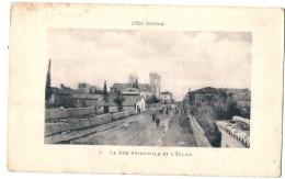 ***  GRECE  **  ITEA  La Rue Principale Et L'église -  TB  écrite - Grecia