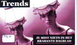 NEDERLAND CHIP TELEFOONKAART CRE 178.01 * Brabants Dagblad * Telecarte A PUCE PAYS-BAS * ONGEBRUIKT MINT - Netherlands