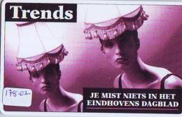 NEDERLAND CHIP TELEFOONKAART CRE 178.02 * Eindhovens Dagblad * Telecarte A PUCE PAYS-BAS * ONGEBRUIKT MINT - Netherlands