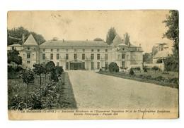 CPA 92 Hauts-de-Seine La Malmaison Ancienne Résidence De L'Empereur Napoléon 1er Enttrée Principale Façade Est - France
