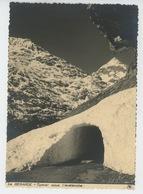 LA BERARDE - Tunnel Sous L'avalanche - Cliché ROBY - Francia