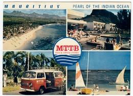 PORT LUIS - MAURITIUS - PEARL OF THE INDIAN OCEAN - Vedi Retro - Mauritius