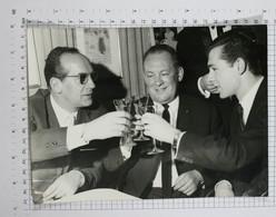 FRANZ BECKENBAUER, MAX MERKEL, ZLATKO ČAJKOVSKI - Vintage PHOTO  (SF2-27) - Reproductions