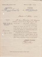 ** COMUNE DI BRESCELLO.-(RE).** - Documenti Storici