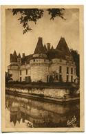 CPA 49 Maine Et Loire St-Martin-de-la-Place Château De Boumois - France