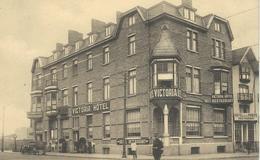 MIDDELKERKE - PLAGE : Hotel Victoria - Middelkerke